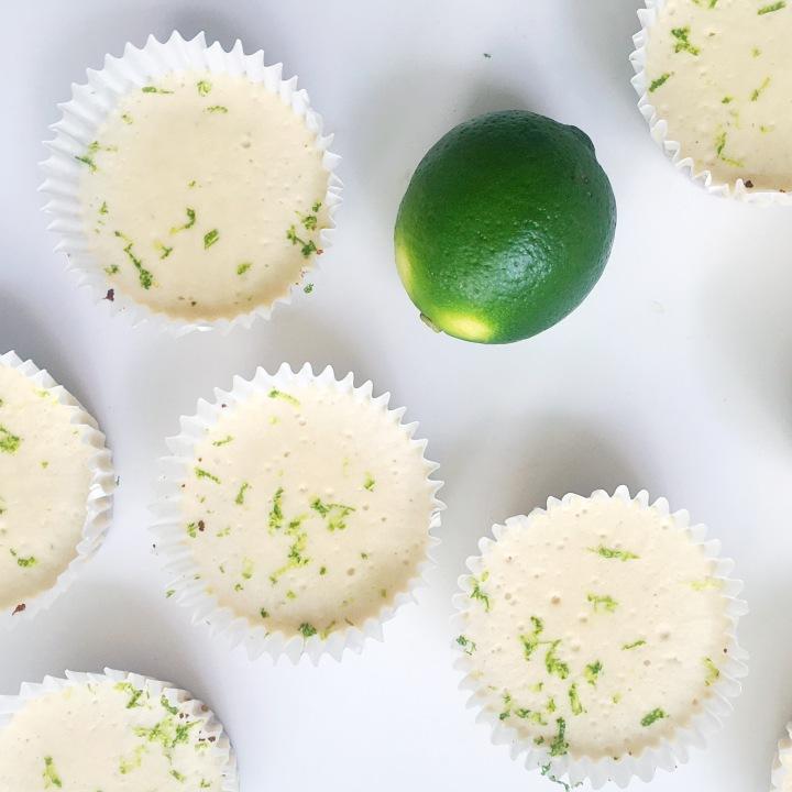 Mini Key LimePies