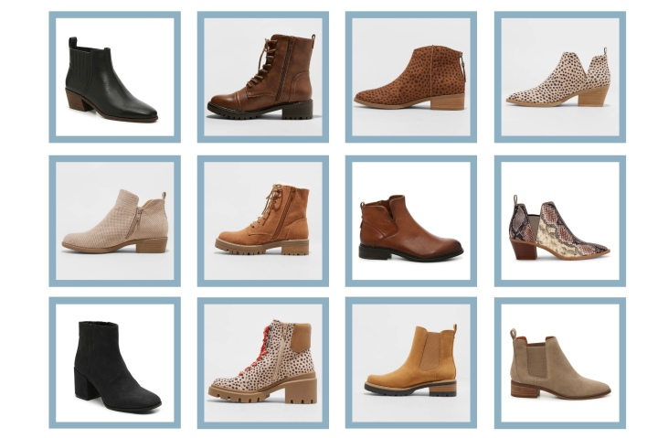 12 Booties Under $100 for Fall