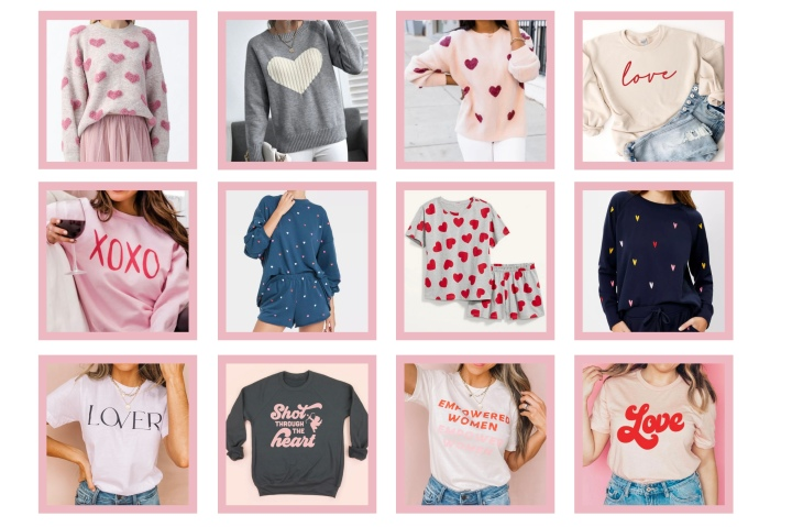 Casual Valentine's DayOutfits