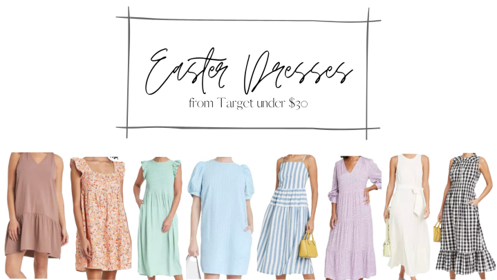Easter Dresses from Target under$30