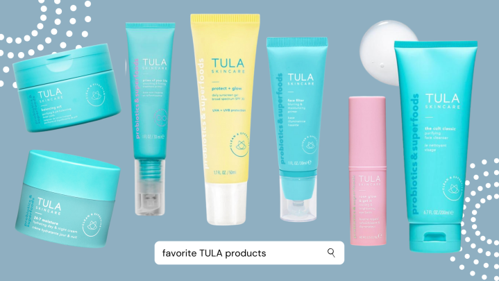 My Favorite TULAProducts